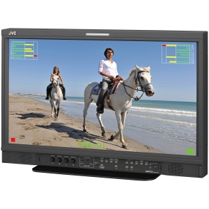 "JVC VERITE DT-E21L4U 21.5"" LED LCD Monitor - 16:9 - 1920 x 1080 - 16.7 Million Colors - 250 Nit - 1,000:1 - Speakers - HDMI - VGA"