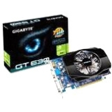Gigabyte HD Experience GeForce GT 630 Graphic Card - 810 MHz Core - 2 GB DDR3 SDRAM - PCI Express 2.0 x16 - 1600 MHz Memory Clock - 2560 x 1600 - Fan Cooler - DirectX 11.0, OpenGL 4.2 - HDMI - DVI - VGA