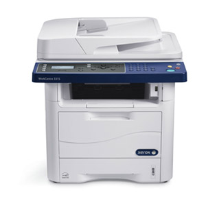 WorkCentre 3315/DN Monochrome Multifunction Printer - Print, Copy, Scan, Fax, Email