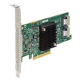 9207-8I KIT SAS PCIE 12/3.3V 8PORT INT 6GB/S SATA+SAS HBA