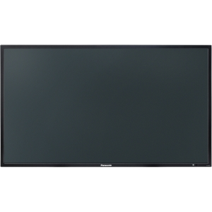 "Panasonic Professional TH-42LF5U 42"" LCD Monitor - 16:9 - 9 ms - 1920 x 1080 - 500 Nit - 1200:1 - DVI - HDMI - VGA - Black - Energy Star 5.1"