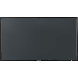 "Panasonic Professional TH-47LF5U 47"" LCD Monitor - 16:9 - 9 ms - 1920 x 1080 - 500 Nit - 1200:1 - DVI - HDMI - VGA - Black - Energy Star 5.1"