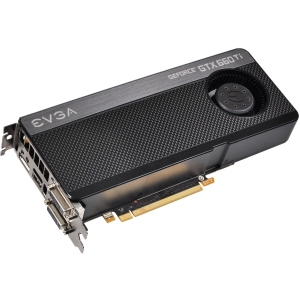 EVGA GeForce GTX 660 Ti Graphic Card - 980 MHz Core - 3 GB GDDR5 SDRAM - PCI Express 3.0 x16 - 6008 MHz Memory Clock - 2560 x 1600 - SLI - Fan Cooler - DirectX 11.0, DirectCompute 5.0, OpenGL 4.2, OpenCL - HDMI - DisplayPort - DVI