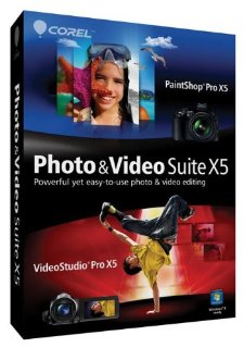 PHOTO AND VIDEO SUITE X5 BNDL MINI-BOX