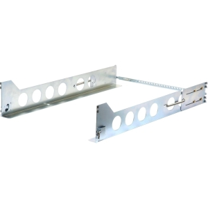 Rack Solutions Mounting Rail for Server - 200.00 lb Load Capacity - Zinc