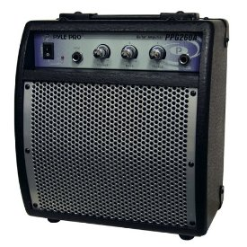 PYLE 80 WATT PORTABLE GUITAR AMP