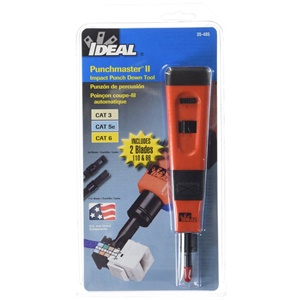 Ideal Industrial ToolPunchmaster II - punch-down tool spare blade