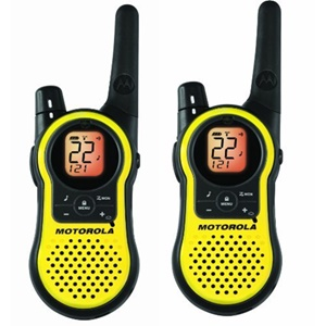 Motorola MH230R Talkabout 2-Way Radio - 22 x GMRS/FRS - 121440 ft