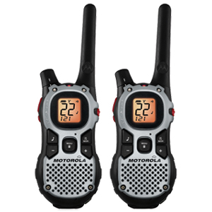 Motorola Talkabout MJ270R 2 Way Radio - 22 GMRS/FRS - 27Mile