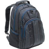 SWISSGEAR JETT GREY BACKPACK FITS UP TO MOST 16IN WIDE NOTEBOOKS