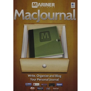 MacJournal 6 for Mac OS X