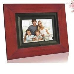 "Sungale CD5600 Digital Photo Frame - 5.6"" LCD Digital Frame - 640 x 320 - Cable - JPEG - USB"