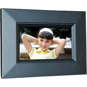 "Sungale MD700T Touch Screen Digital Photo Frame - Audio Player, Video Player, Photo Viewer - 7"" TFT LCD"