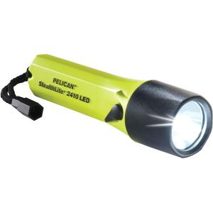 Pelican StealthLite 2410 LED Flashlight - LED - AA - EXL Resin - Yellow