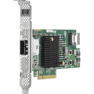 HP H222 Host Bus Adapter - Serial Attached SCSI (SAS), Serial ATA/600 - PCI Express 3.0 x8 - Plug-in Card