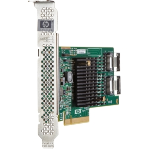 HP H220 Host Bus Adapter - Serial ATA/600, Serial Attached SCSI (SAS) - PCI Express 3.0 x8 - Plug-in Card