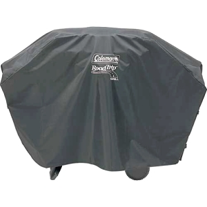 Coleman RoadTrip Grill Cover - Supports Grill - Black