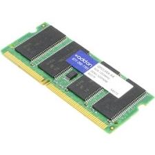 AddOn 4GB DDR2 800MHZ 200-pin SODIMM F/HP Notebooks - 4 GB (1 x 4 GB) - DDR2 SDRAM - 800 MHz DDR2-800/PC2-6400 - 200-pin - SoDIMM
