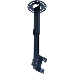 Peerless PC930B Universal Ceiling Mount - 50 lb - Black