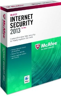 MFE PROTECTION FOR MAC 1PC 2013
