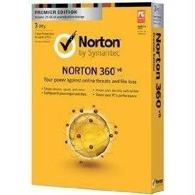 Norton AntiVirus 2013 Small Office Pack - Subscription Package - 10 User - Standard - 1 Year - PC - Retail - CD-ROM - English