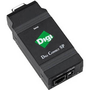 DIGI CONNECT SP MEI 1PORT DB-9 SERIAL TO ETHERNET DEVICE SERVER