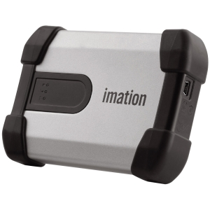 "Imation Defender H100 500 GB 2.5"" External Hard Drive - USB 2.0"