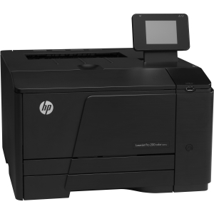 HP LaserJet Pro M251NW Laser Printer - Color - 600 x 600 dpi Print - Plain Paper Print - Desktop - 14 ppm Mono / 14 ppm Color Print - 150 sheets Input - Manual Duplex Print - Fast Ethernet - Wi-Fi - USB