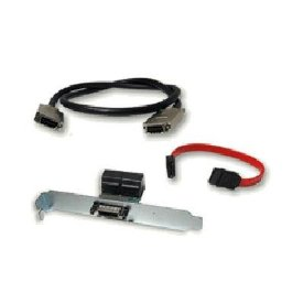 1M CBL KIT 4-BAY SATA W/HOST ADAP 4 INT SATA CABLE IB SFF8470