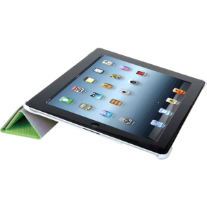 i.Sound Honeycomb ISOUND-4730 Carrying Case for iPad - Green - Polyurethane
