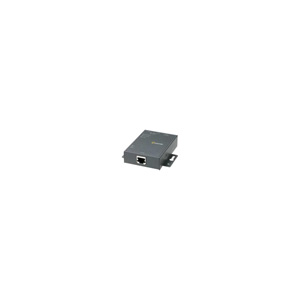 Perle IOLAN SDS1 P 2-Port Secure Device Server RJ45 Connector POE - 1 x RJ-45 Serial, 1 x RJ-45 10/100Base-TX Network