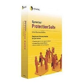 Symantec Protection Suite 4.0 Small Business Edition