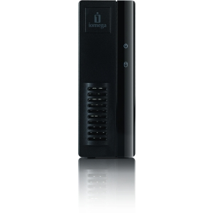 Iomega EZ Media &amp; Backup Center - 1.20 GHz - 1 TB - USB, RJ-45 Network