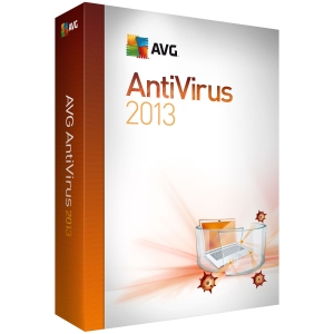 AVG AntiVirus 2013 - Complete Product - 3 User - Antivirus Retail - DVD-ROM - PC