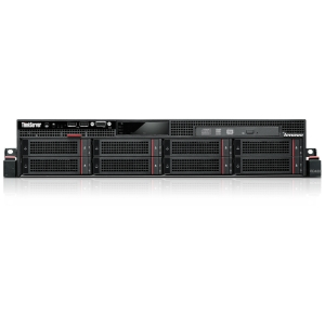 Lenovo ThinkServer RD430 3070C8U 2U Rack Server - 1 x Intel Xeon E5-2450 2.1GHz - 2 Processor Support - 8 GB Standard - DVD-Writer - Serial ATA/300 RAID Supported, 3Gb/s SAS Controller - Gigabit Ethernet - RAID Level: 0, 1, 1+0