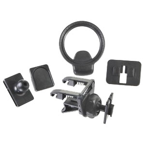 Bracketron Vehicle Mount for GPS - Black