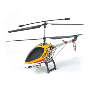 26 INCH RC HELICOPTER METAL ALLOY STRUCTURE