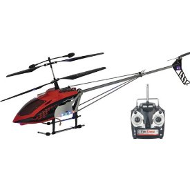 42 INCH RC HELICOPTER METAL ALLOY STRUCTURE