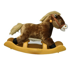Radio Road Toys Rocking Pony with Sound