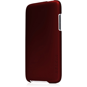 Belkin Micra Flex for iPod touch - Polycarbonate - Garnet