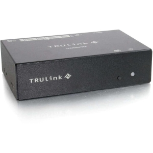 C2G TruLink Video EXtender - 1 Input Device - 8 Output Device - 300 ft Range - 8 x Network (RJ-45) - 1 x VGA In