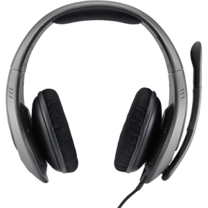CM Storm Sonuz Headset - Stereo - Black - Mini-phone - Wired - 45 Ohm - 10 Hz - 20 kHz - Gold Plated - Over-the-head - Binaural - Ear-cup - 6.56 ft Cable