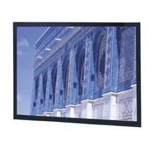 "Da-Lite Da-Snap Fixed Frame Projection Screen - 51"" x 67"" - Da-Mat - 84"" Diagonal"