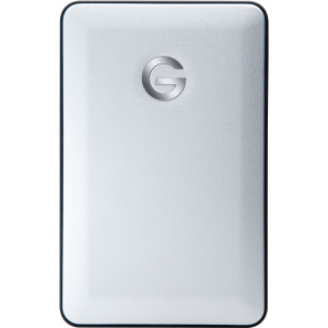 G-Technology G-DRIVE mobile USB 500 GB External Hard Drive - Silver - USB 3.0 - 5400 rpm