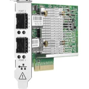 HP Ethernet 10Gb 2-port 530SFP+ Adapter - Low-profile