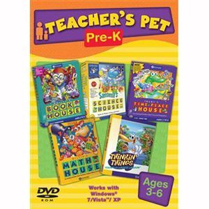 Teacher's Pet: Pre-K Edition