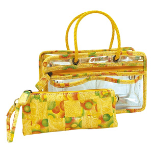 Switch it Hand bag Organizers Mini Insert (Tutti Fruitti)