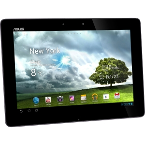 Asus Eee Pad TF700T-C1-GR 64 GB Tablet - 10.1 - NVIDIA Tegra 3 1.60 GHz - Gray - 1 GB RAM - Android 4.0 Ice Cream Sandwich - LED Backlight - Slate - Multi-touch Screen 1920 x 1200 WUXGA Display - Bluetooth