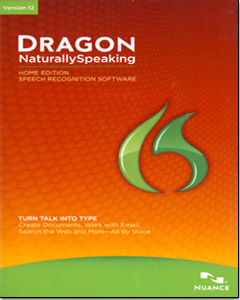 Dragon NaturallySpeaking Home v12.0