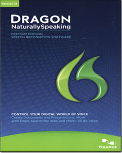 Dragon NaturallySpeaking Premium v12.0